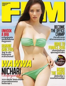 FHM Thailand – May, 2016 [PDF]