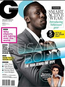 GQ South Africa – March, 2016 [PDF]