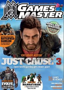 Gamesmaster UK – April, 2015 [PDF]