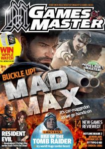 Gamesmaster UK – May, 2015 [PDF]
