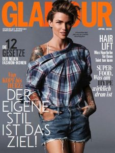 Glamour Germany – April, 2016 [PDF]