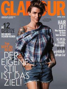 Glamour Germany – April, 2016 [PDF]