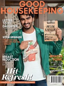 Good Housekeeping India – April, 2016 [PDF]