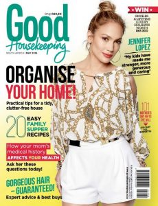 Good Housekeeping South Africa – May, 2016 [PDF]