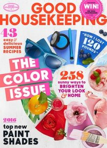 Good Housekeeping USA – June, 2016 [PDF]