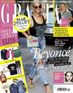 Grazia UK – 18 April, 2016 [PDF]