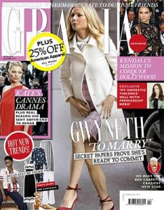 Grazia UK – 30 May, 2016 [PDF]