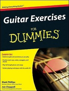 Guitar Exercises for Dummies – Mark Phillips, Jon Chappell [PDF] [English]