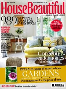 House Beautiful UK – May, 2016 [PDF]