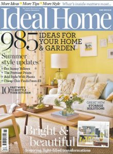 Ideal Home UK – June, 2016 [PDF]