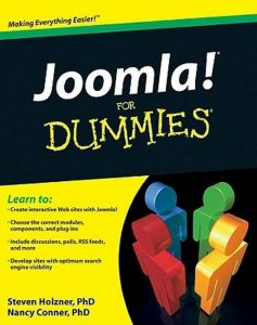 Joomla! for Dummies – Steven Holzner, Nancy Conner [PDF] [English]