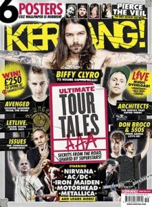 Kerrang! UK – 14 May, 2016 [PDF]