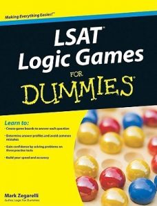 LSAT Logic Games for Dummies – Mark Zegarelli [PDF] [English]