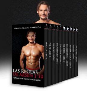 Las Reglas de Arsen Box-Set 1-10 (Romance de Suspenso de un Multimillonario Erótica Romántica) – Kimberly, Michelle [PDF]