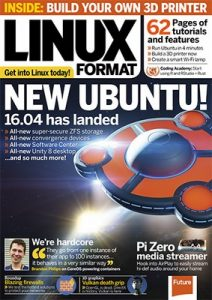 Linux Format UK – June, 2016 [PDF]