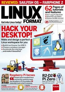 Linux Format UK – May, 2016 [PDF]
