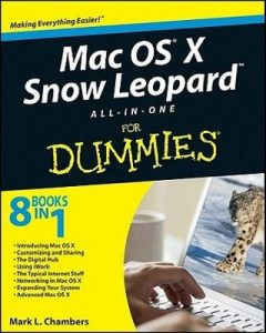 Mac OS X Snow Leopard All-in-One for Dummies – Mark L. Chambers [PDF] [English]