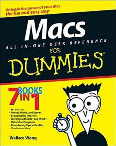Macs ALL-IN-ONE DESK REFERENCE for Dummies – Wally Wang [PDF] [English]