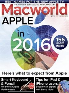 Macworld UK – February, 2016 [PDF]