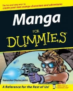 Manga for Dummies – Kensuke Okabayashi [PDF] [English]