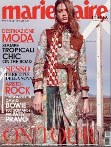 Marie Claire Italia – Maggio, 2016 [PDF]