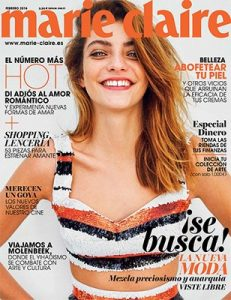 Marie Claire Spain – Febrero, 2016 [PDF]