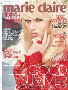 Marie Claire UK – July, 2016 [PDF]