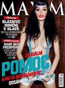 Maxim Czech Republic – Kveten, 2016 [PDF]