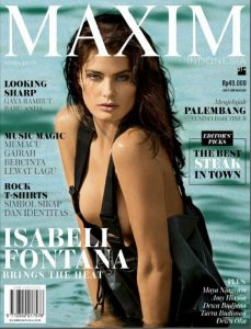 Maxim Indonesia – April, 2016 [PDF]