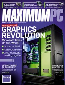 Maximum PC – June, 2016 [PDF]
