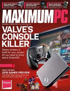 Maximum PC USA – February, 2016 [PDF]