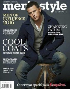 Men's Style Australia – Issue 68, 2016 [PDF]