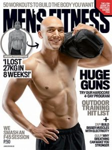 Men's Fitness Australia – June, 2016 [PDF]