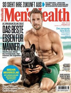 Men's Health Germany – Mai, 2016 [PDF]