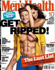Men's Health South Africa – May, 2016 [PDF]