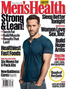 Men's Health USA – March, 2016 [PDF]