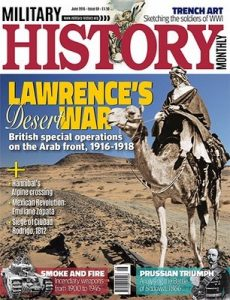 Military History Monthly UK – June, 2016 [PDF]