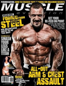 Muscle Evolution South Africa – May June, 2016 [PDF]