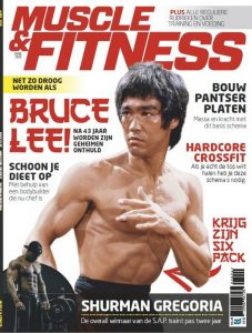 Muscle & Fitness Niderland – April, 2016 [PDF]