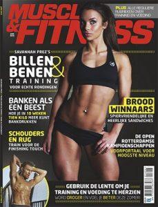 Muscle & Fitness Niderland – Juni, 2016 [PDF]