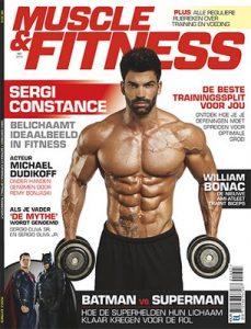 Muscle & Fitness Niderland – Mei, 2016 [PDF]