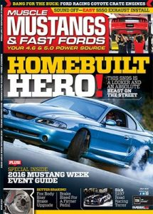 Muscle Mustangs & Fast Fords USA – July, 2016 [PDF]