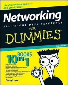 Networking All-in-One Desk Reference for Dummies (3rd Edition) – Doug Lowe [PDF] [English]