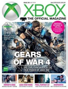 Official Xbox Magazine UK – July, 2016 [PDF]