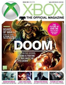 Official Xbox Magazine USA – June, 2016 [PDF]