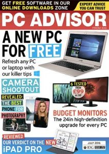 PC Advisor UK – July, 2016 [PDF]