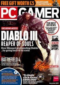 PC Gamer UK – November, 2013 [PDF]