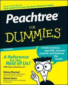 Peachtree for Dummies (3rd Edition) – Elaine Marmel, Diane Koers [PDF] [English]