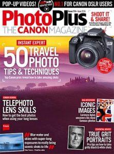 PhotoPlus: The Canon Magazine UK – June, 2016 [PDF]