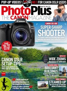 PhotoPlus: The Canon Magazine UK – May, 2016 [PDF]